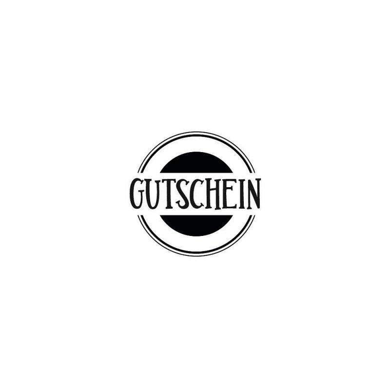 Gutschein - HM